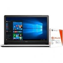 """Notebook Dell Inspiron 15 I15-5558-B30 Intel Core - i5 4GB 1TB LED 15,6"""" + Pacote Office 365"""