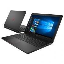 "Notebook Dell Inspiron 15 I15-7559-A10 Gaming - Edition Intel Core i5 8GB 1TB 15,6"" Windows 10"