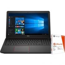 Notebook Dell Inspiron 15 I15-7559-A20 Gaming - Edition Intel Core i7 8GB 1TB + Pacote Office 365