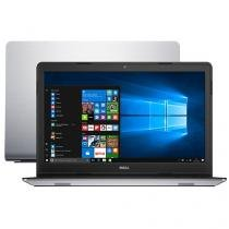 "Notebook Dell Inspiron i15-5557-A10 Intel Core i5 - i5 8GB 1TB LED 15,6"" Placa de Vídeo 2GB"