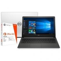 "Notebook Dell Inspiron I15-5558-A50 Intel Core i7 - 8GB 1TB LED 15,6"" Placa Nvidia 4GB + Office 365"