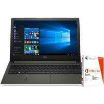 "Notebook Dell Inspiron I15-5558-B40 Intel Core - i5 8GB 1TB LCD 15,6"" Placa Nvidia 2GB + Office 365"