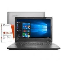 "Notebook Lenovo G40 Intel Core i3 4GB 1TB - LED 14"" Windows 10 + Pacote Office 365 Personal"