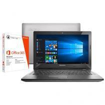 "Notebook Lenovo G40 Intel Core i5 4GB 1TB - LED 14"" Placa de Vídeo 2GB + Pacote Office 365"
