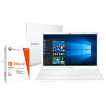 """Notebook Samsung Expert X22 Intel Core i5 8GB 1TB - LED 15,6"""" Windows 10 + Pacote Office 365 Personal"""