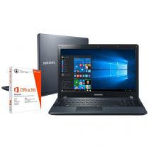 "Notebook Samsung Expert X40 Intel Core i7 8GB 1TB - LED 15,6"" Placa de Vídeo 2GB + Pacote Office 365"