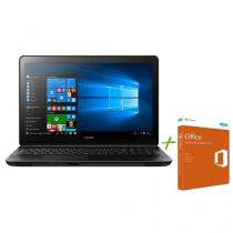 Notebook Vaio Fit15F Intel Core i7 - 8GB 1TB + Office Home and Student 2016