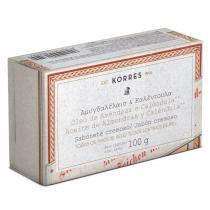 Óleo de Amêndoas e Calêndula Korres - Sabonete em Barra - 100g - Korres