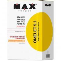 Omelet 5:1 450g - Max Titanium - Max Titanium