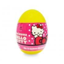 Ovo Surpresa Hello Kitty Amarelo - Estrela - Estrela
