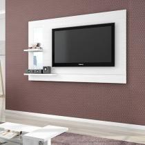 Painel para TV até 55 Bari - 2 Prateleiras - Móveis Bechara