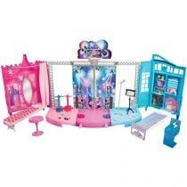 Palco Barbie RockN Royals - Mattel