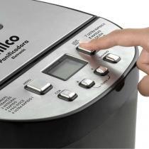 Panificadora Philco Eletronic Preto 12 Programas 700W  110V - Philco