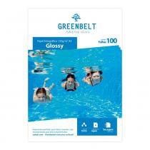Papel Fotográfico Glossy A3 135g Greenbelt 100 Folhas - GreenBelt