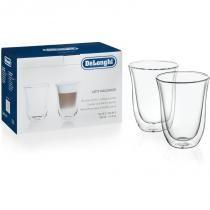 Par de Copos DeLonghi para Latte Macchiato - DeLonghi