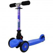 Patinete Infantil Bel Sport Tech 3 Rodas Freio Max 4095 - Azul - Belfix