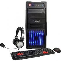 PC Gamer PC Mix Gamer L3100 Intel Core i3 - 8GB 1TB GeForce GT 210 1GB Linux