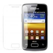 PelíCula Para Samsung Galaxy Y Duos Anti-Reflexo E Anti-Digitais - New - New