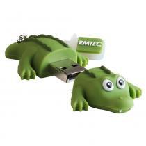 Pen Drive EMTEC Jungle Crocodilo 8GB - Emtec
