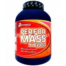 PerforMass 3000 Performance Nutrition 1.5 kg Sabor Banana - Performance Nutrition