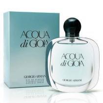 Perfume Acqua Di Gioia Giogio Armani Eau de Parfum Feminimo 50ml - Giorgio Armani