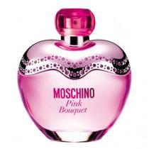 Pink Bouquet Moschino - Perfume Feminino - Eau de Toilette - 100ml - Moschino