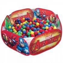 Piscina de Bolinhas Avengers Zippy Toys - PB1501 - Zippy Toys