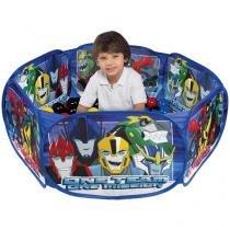Piscina de Bolinhas Transformers - Braskit