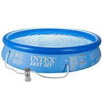 Piscina Inflável Easy Set 5621L c/ Bomba Filtro - Intex