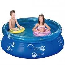 Piscina Splash Fun 1900 Litros 215x63cm 1049 - Mor - Mor