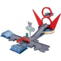 Pistas Cars Cenário Flos - Mattel