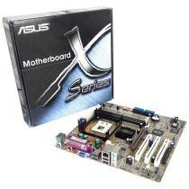 Placa Mãe Asus Socket 478 P4SP-MX - Intel Pentium 4/ Celeron 2 Portas USB