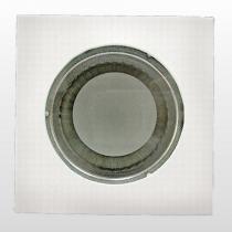 Plafon Embutir Quadrado 1x60w E27 Bs Parabólico Cromado Bronzearte - BRONZEARTE