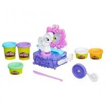 Play Doh Penteadeira My Little Pony Rarity  - Hasbro - hasbro