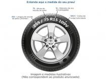 "Pneu Aro 16"" Bridgestone 205/75RR16 - Duravis para Van e Utilitários"