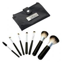 Pocket Black 7 Klass Vough - Kit de Pincéis para Maquiagem - Klass Vough