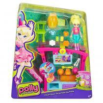 Polly Pocket Churrasco Divertido - Mattel - Mattel