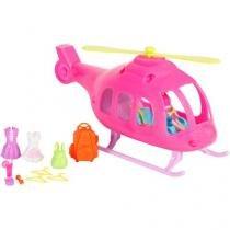 Polly Pocket Helicóptero da Polly - Mattel