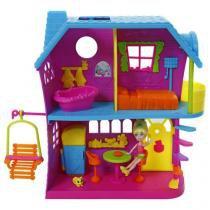 Polly Pocket Melhor Casa de Todas - Mattel