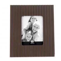 Porta Retrato Slim 15X21 cm Imbuia Art Image - Art Image