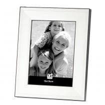 Porta Retrato Trust 921 10X15 cm Prateado Art Image - Art Image