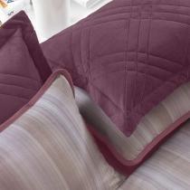 Porta Travesseiro Blend Malha - Altenburg - Rosa Frisson - 2833605 - Altenburg