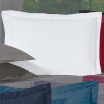 Porta Travesseiro Dream Branco - Markine - Branco - Sulamita