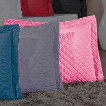 Porta Travesseiro Dream Pink - Markine - Branco - Sulamita