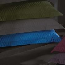 Porta Travesseiro Júnior Azul Royal - Markine - Branco - Sulamita