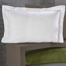 Porta Travesseiro Júnior Branco - Markine - Branco - Sulamita