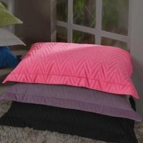 Porta Travesseiro Júnior Pink - Markine - Branco - Sulamita