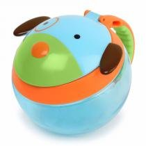Potinho de Lanche Zoo Cachorro Azul - Skip Hop - Skip Hop