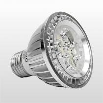Power Led Par 20 C/5 LedS 5w Bivolt Neutro Base R27 Bronzearte - BRONZEARTE