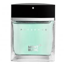 Presence Eau de Toilette Montblanc - Perfume Masculino - 50ml - Montblanc